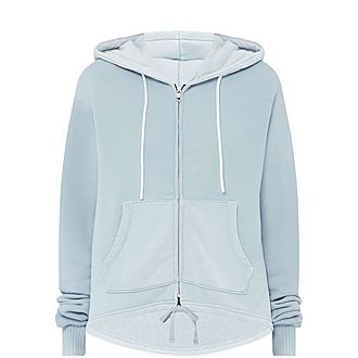 Brooklyn Zip Through Hoodie