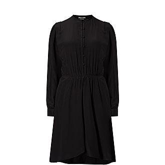 Yandra Silk Dress