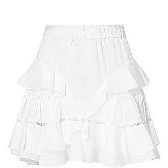 Alikaya Ruffle Skirt