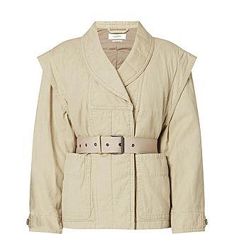 Raine Belted Coat