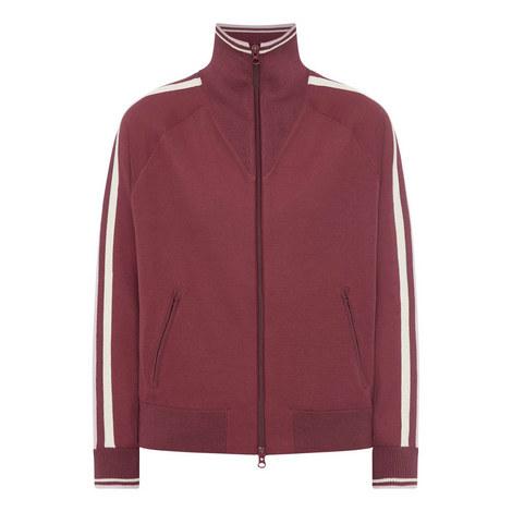Darcey Stripe Jacket, ${color}