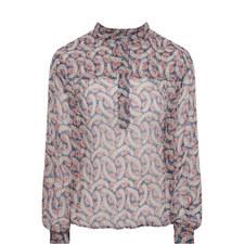 Emana Chiffon Shirt
