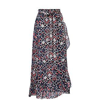 Alda Ruffle Skirt