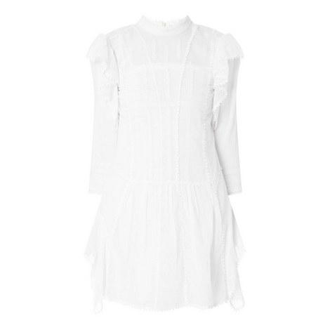 Alba Embroidered Dress, ${color}