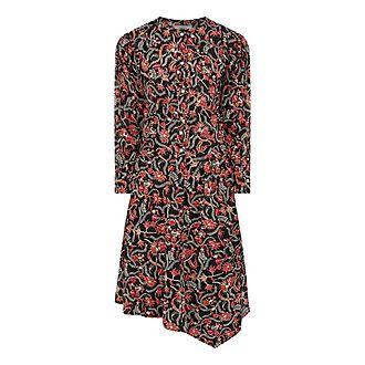 Elka Floral Dress