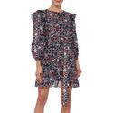 Telicia Print Dress, ${color}