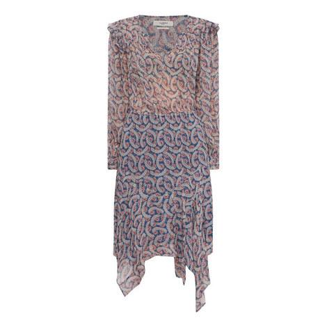 Enna Chiffon Dress, ${color}