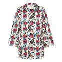 Bird Print Coat, ${color}