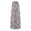 Bird Print Dress, ${color}