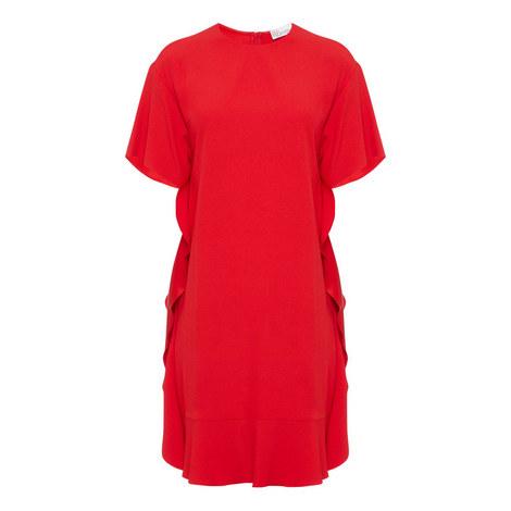 Ruffle Dress, ${color}