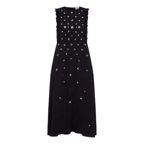 Floral Detail Dress, ${color}