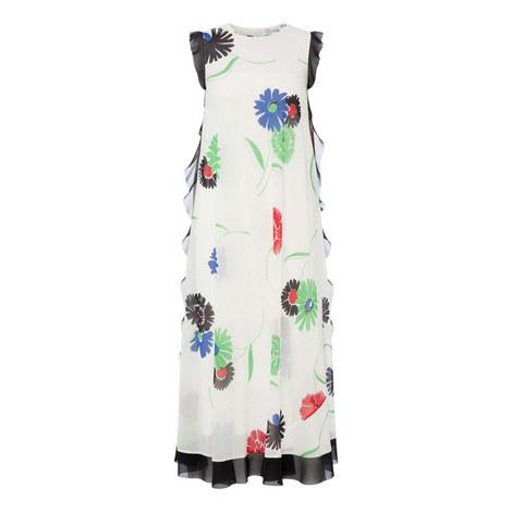 Daisy Printed Dress, ${color}