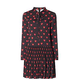 Heart Mini Dress