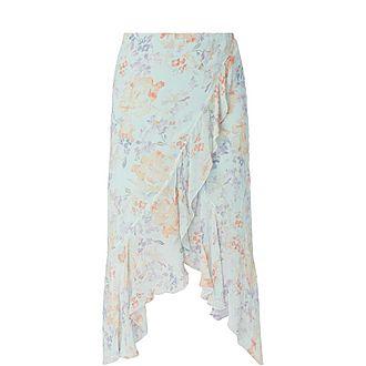 Caily Ruffle Skirt