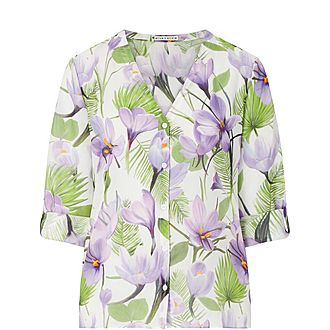 Colby Floral Blouse