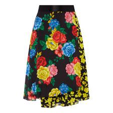 Nanette Wrap Skirt
