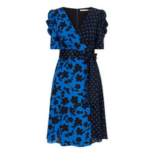 Siona Puff Sleeve Dress