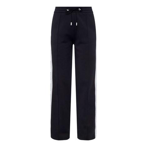 Cropped Sport Sweatpants, ${color}