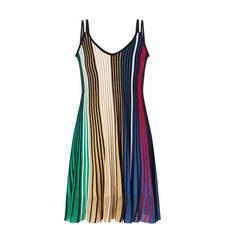 Vertical Ribbed Dress