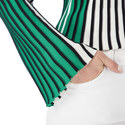 Vertical Ribbed Knit Top, ${color}