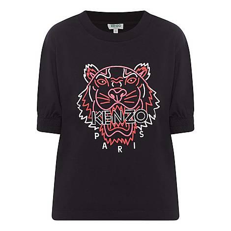 Neon Tiger T-Shirt, ${color}
