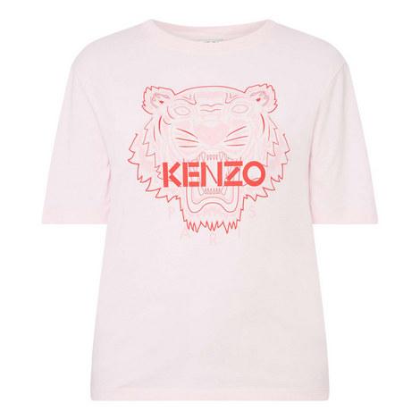 Bicolour Tiger T-Shirt, ${color}