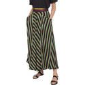 Stripe Maxi Skirt, ${color}