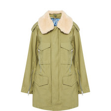 Two-Way Parka Coat