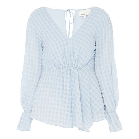 Gingham Top, ${color}