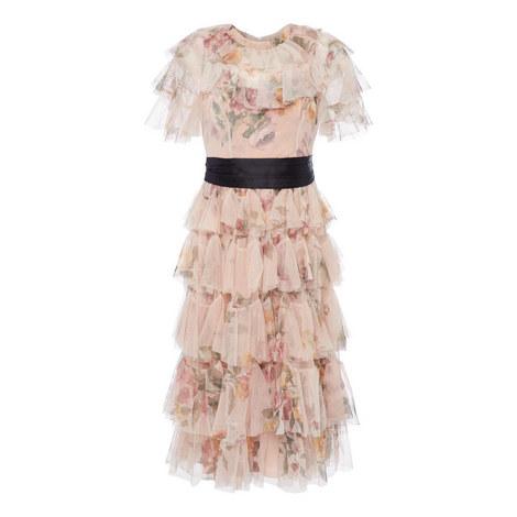 Venetian Tulle Dress, ${color}