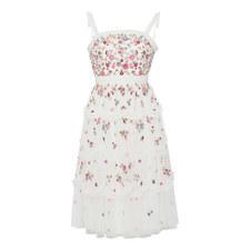 Midsummer Ditsy Dress