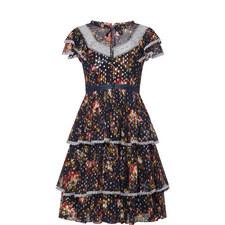 Winter Forest Dress