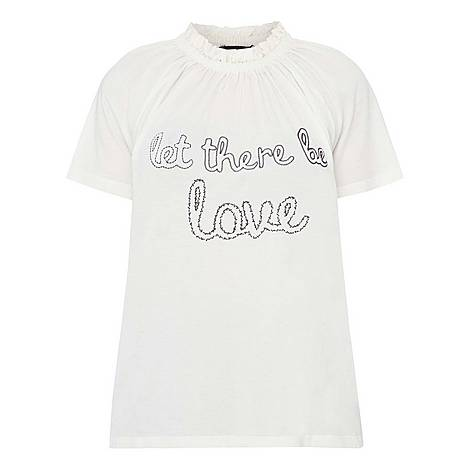 Love T-Shirt, ${color}