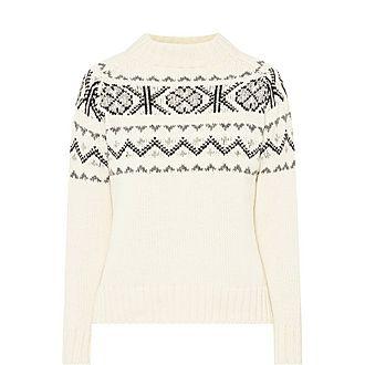 Malin Fairisle Sweater