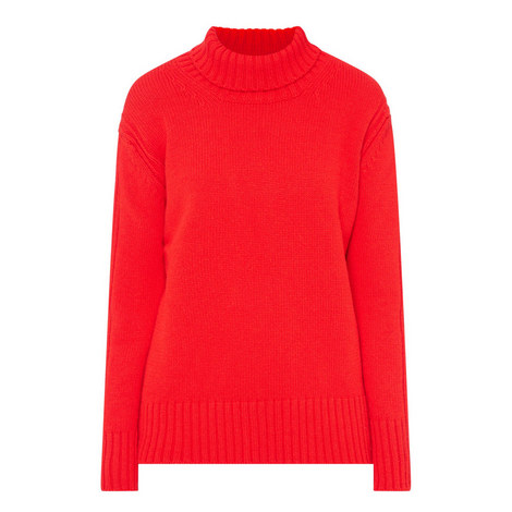Fintra Roll Neck Sweater, ${color}