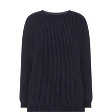 Inver Rib Knit Sweater