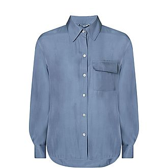 Utility Button Shirt