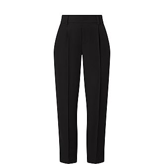 Tapered Pull On Trousers