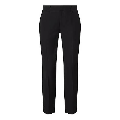 Tapered Fit Trousers, ${color}