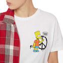 Bart Peace T-Shirt, ${color}