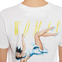 Crumbling Woman T-Shirt, ${color}
