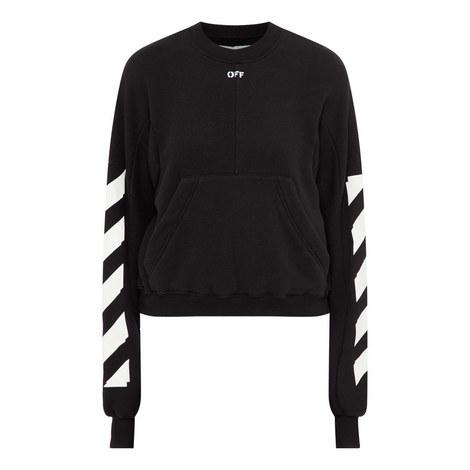 Diagonal Sweatshirt, ${color}