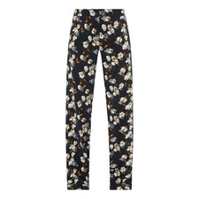 Crêpe Pyjama Trousers