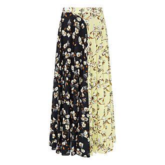 Crêpe Weave Skirt