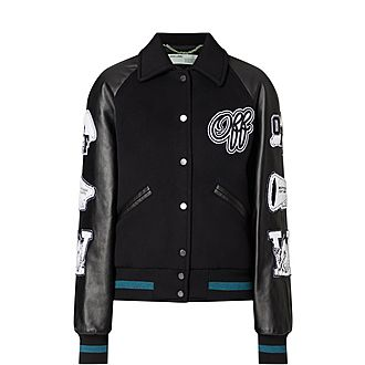 College Varsity Jacket