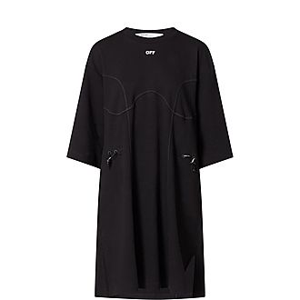 Coulisse Oversized T-Shirt Dress