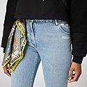 Bleached Crop Jeans, ${color}