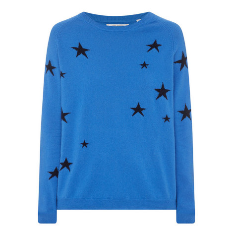 Star Cashmere Sweater, ${color}