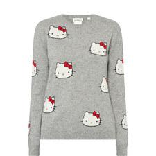 Hello Kitty Wool Sweater