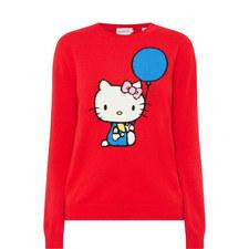 Hello Kitty Cashmere Sweater